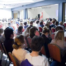 Konferencja medyczna w Krośnie