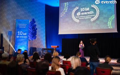 Wielka Gala Jubileuszowa z okazji 10-lecia wydawnictwa Evereth